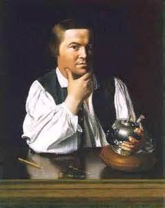 Paul Revere  American Patriot